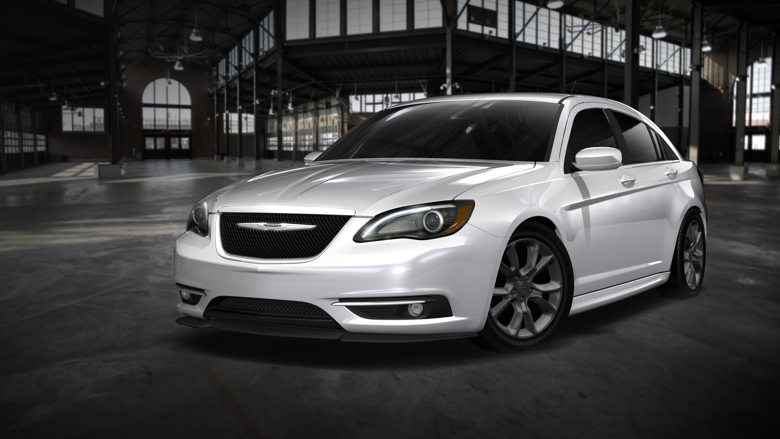 Chrysler 200 Super S by Mopar.  Stage One appearance package am
