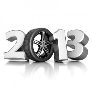 2013 with tire