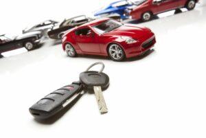 Cars and keys