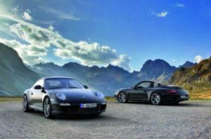 2012 911 Black Editions_Porsche