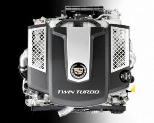 2014 Cadillac V6 Twin Turbo