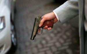 car gun spy bond gadgets