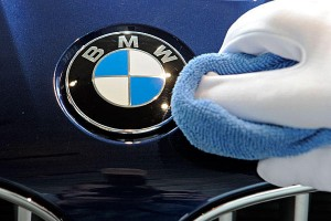 bmw logo polish