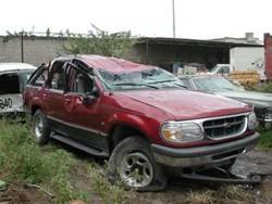 2002 ford explorer rollover
