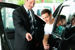 Car Buyer Test Drive Shop Lead