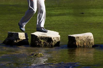 3-steps-across-water