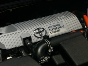 Hybrid Engine Toyota Synergy