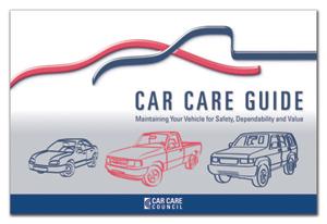 Car Care Awareness Month, Car care Council