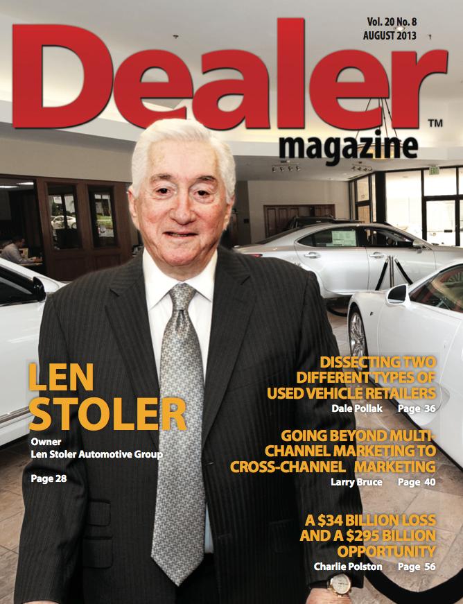 Interview With Len Stoler Owner Of The Len Stoler
