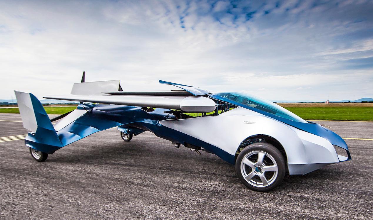 Automobil-flying-car