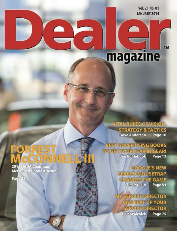 Januar Dealer Cover
