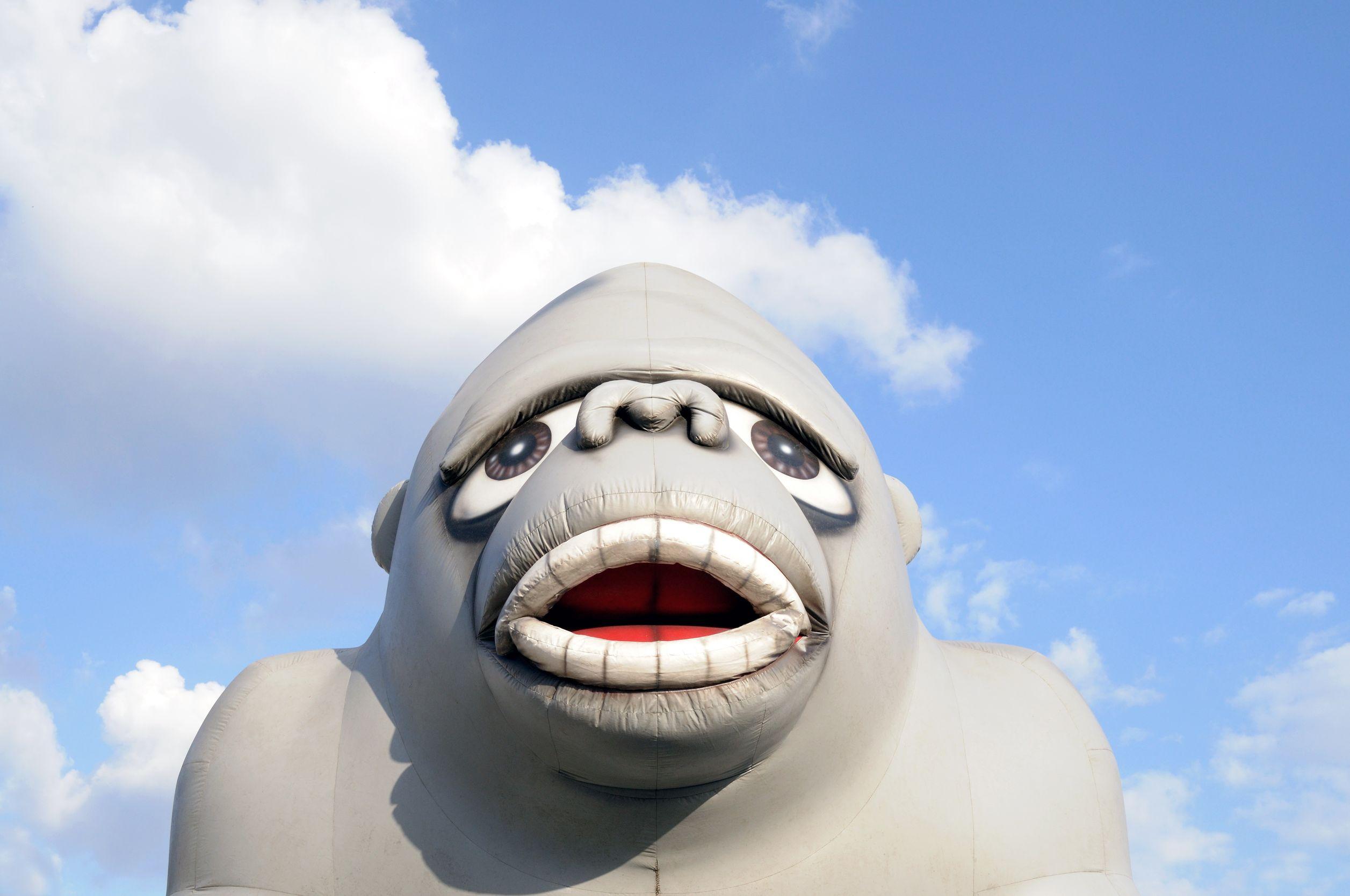 inflatablegorilla