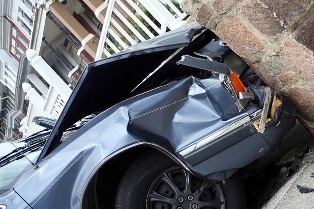 insurance crash