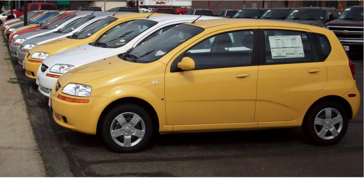 Avis Car Sales Chandler