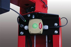 Rotary Lift introduces LockLight™, a patent-pending new lift accessory that shows technicians, shop managers and health/safety inspectors at a glance if a vehicle lift is resting on its locks.